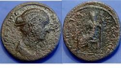 Faustina II AE26, Moushmov 2789, Demeter