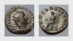 VOLUSIAN Antoninianus, RIC 168 (Trebonia...