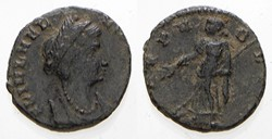 HELENA, AE4, RIC 90, Pax