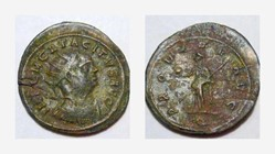 TACITUS Antoninianus RIC 152f, Provident...