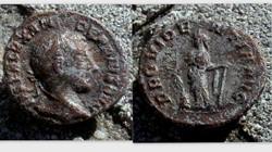 SEVERUS ALEXANDER Fouree Denarius RIC 25...