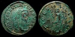 CONSTANTIUS I AE Follis or Nummus