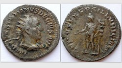 TRAJAN DECIUS Antoninianus, RIC-IV_iii, ...