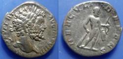 SEPTIMIUS SEVERUS Denarius RIC 97, Hercu...