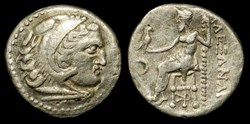 MACEDONIAN KINGDOM Coinage, Alexander II...
