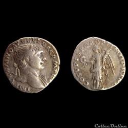 Denier Trajan RIC 129