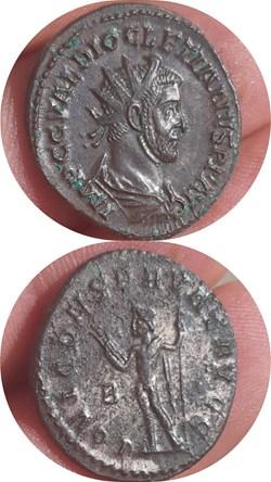 Aurelianus Dioclétien