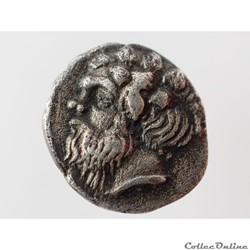 monnaie antique grecque katane litra