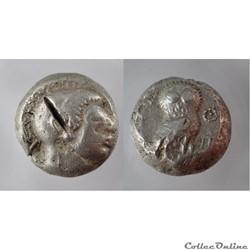 Monnaies Grecques Athènes