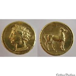 Carthage - Statère d'Electrum