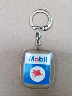 Porte-clé\pétrolier\Mobil