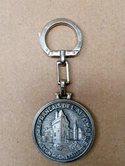 Porte-clé\musée