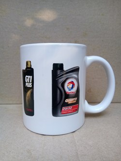 Art de la table\Mug porcelaine\pétrolier...