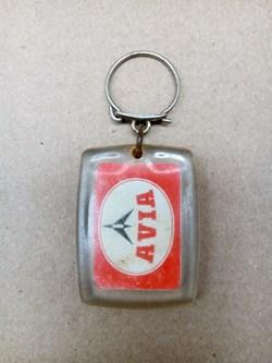 Porte-clé\pétrolier\Avia