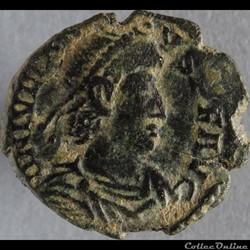 Ae3 Julien II - Arles - Cf. RIC. 301