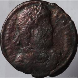 Ae1 Jovien - Thessalonique RIC. 237