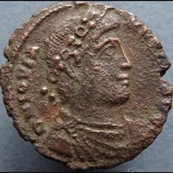 Ae3 Jovien - Sirmium RIC. 119