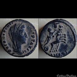 monnaie antique romaine ric 12 3 eme officine