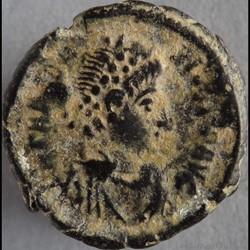 Ae4 Théodose I - Antioche RIC. 67