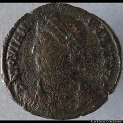 Ae3 Jovien - Constantinople RIC. 179