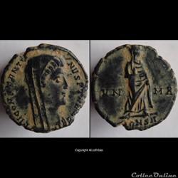 monnaie antique romaine ric 68 1 ere officine