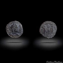 Ae3 Delmace - Constantinople RIC. 142