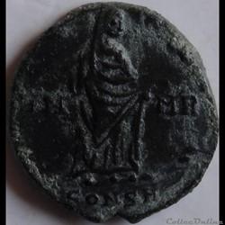 monnaie antique romaine ric 68 8 eme officine