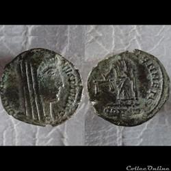 monnaie antique romaine ric 62 1 ere officine