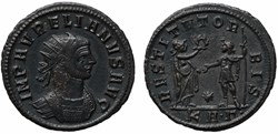 AURELIAN RIC TEMP 2781
