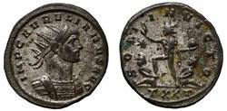 AURELIAN RIC TEMP 1534