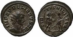 AURELIAN RIC TEMP 1444