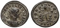AURELIAN RIC TEMP 1522