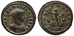 AURELIAN RIC TEMP 1544