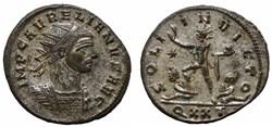 AURELIAN RIC TEMP 1536