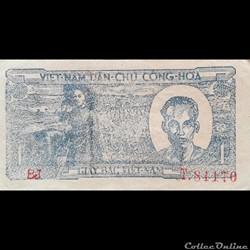 VIÊT NAM - P 16 - 1 DÔNG - 1948