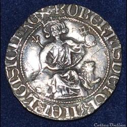 Robert d'Anjou - Comté de provence