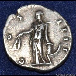 monnaie antique romaine antonin le pieux