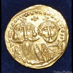 Héraclius - Héraclius Constantin