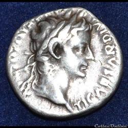 Tibère (19/08/14-16/03/37) Tiberius Clau...