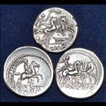 Romaines - République (-280 à -27)