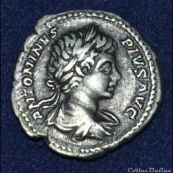 Antoninus Pius Aug