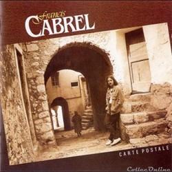 Cabrel (Francis) - Carte postale