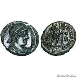 Valentinien Ier / Thessalonique / Combinaison non répertoriée dans le RIC