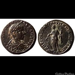 Alexandre Sévère / Marcianopolis, Mésie Inférieure / Tyché