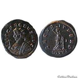 Aurelianus de Probus / Ticinum / Securitas