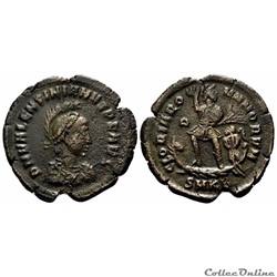 Valentinien II / Cyzique / Officine non ...