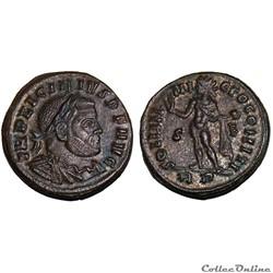 Licinius Ier / Rome / Césure non répertoriée dans le RIC