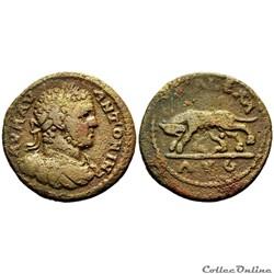 Caracalla /  Alexandrie de Troade / Louv...