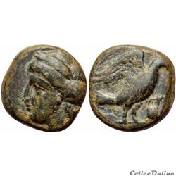 Halicarnasse, Carie / Apollon § Aigle / ...