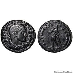 Constantin Ier / Rome / Buste non répertorié dans le RIC
